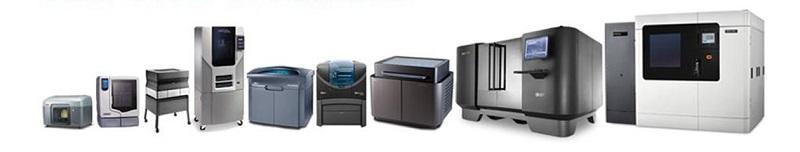 Фото модели принтеров SSYS