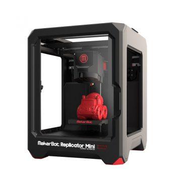 Фото 3д принтер Makerbot mini