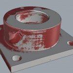 Фото 3D сканирования деталей на заказ в Москве 3