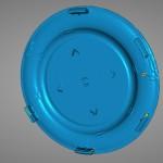 Фото Сканирование вставки от диска 1