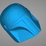 Фото Пример сканирования шлема 1