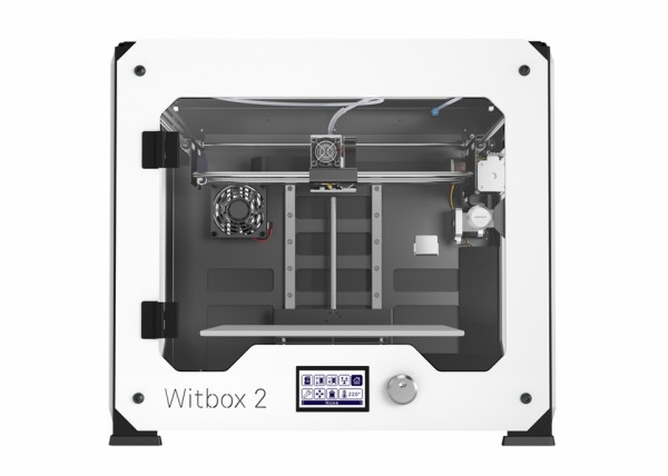 Фото 3D принтер BQ WitBox 2 3