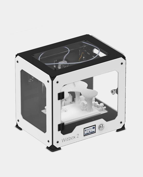 Фото 3D принтер BQ WitBox 2 1