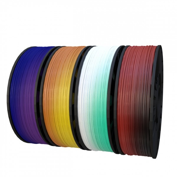 Фото нить для 3D-принтера ABS пластик CyberFiber, 1.75 мм, переходный