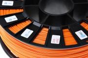 Нить для 3D-принтера ABS пластик REC 1.75 мм оранжевый