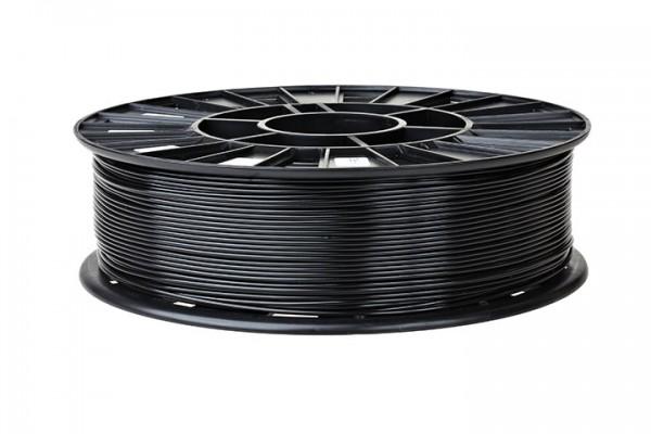 Изображение нить для 3D-принтера ABS пластик REC 1,75 мм чёрный