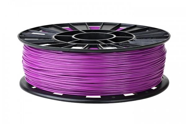 Фотография нить для 3D-принтера ABS пластик REC 1,75 мм фиолетовый