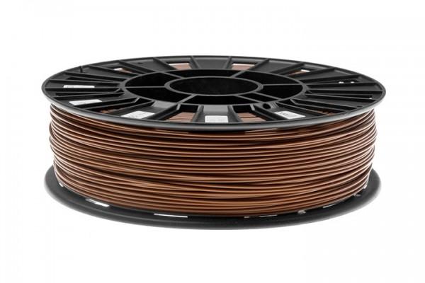 Изображение нить для 3D-принтера ABS пластик REC 1,75 мм коричневый