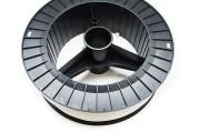 Нить для 3D-принтера ABS пластик REC 1,75 мм натуральный 2 кг