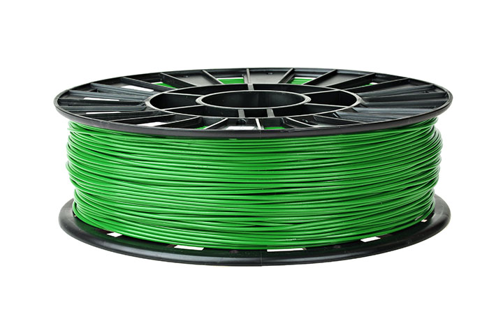 Изображение нить для 3D-принтера ABS пластик REC 1,75 мм салатовый