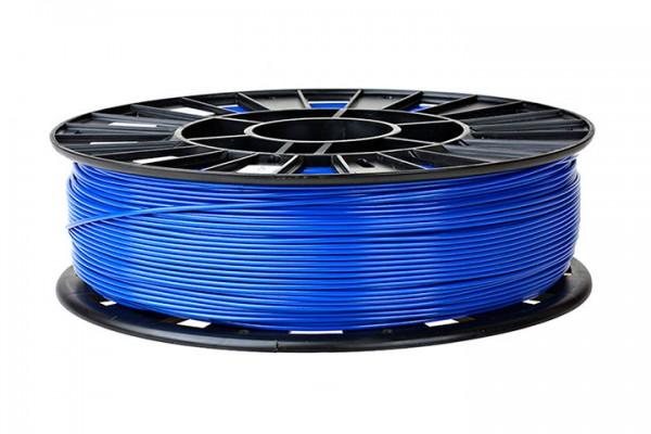 Фото нить для 3D-принтера ABS пластик REC 1,75 мм синий