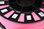 Нить для 3D-принтера ABS пластик REC 1,75 мм ярко-розовый