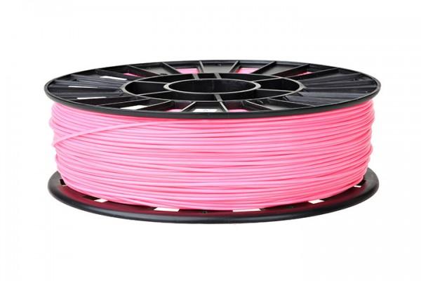 Фотография нить для 3D-принтера ABS пластик REC 1,75 мм ярко-розовый