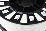 Нить для 3D-принтера ABS пластик REC 2,85 мм белый