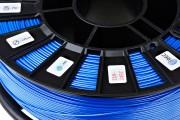 Нить для 3D-принтера ABS пластик REC 2,85 мм голубой