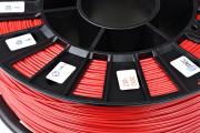 Нить для 3D-принтера ABS пластик REC 2,85 мм красный