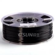 Нить для 3D-принтера eSUN 3D FILAMENT PLA BLACK 1.75 мм