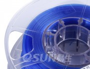 Нить для 3D-принтера eSUN 3D FILAMENT PLA Glass Light Blue 3.00 мм