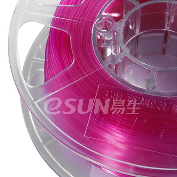 Фото Нить для 3D-принтера eSUN 3D FILAMENT PLA Glass Purple 1.75 мм