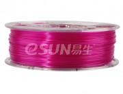 Нить для 3D-принтера eSUN 3D FILAMENT PLA Glass Purple 3.00 мм