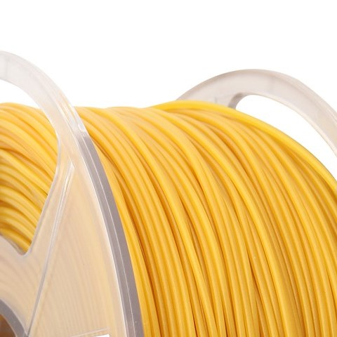 Фото Нить для 3D-принтера eSUN 3D FILAMENT PLA GOLD 1.75 мм
