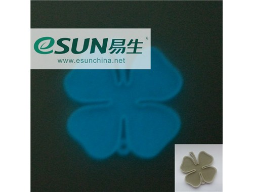 Фото Нить для 3D-принтера eSUN 3D FILAMENT PLA LUMINOUS BLUE 1.75 мм