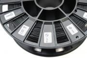 Нить для 3D-принтера FLEX пластик REC 2.85 мм чёрный
