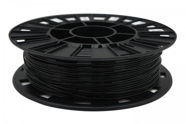 Фотография нить для 3D-принтера FLEX пластик REC 2.85 мм чёрный
