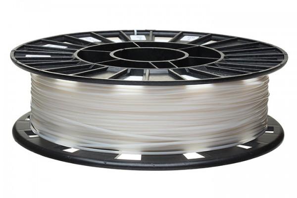 Фото нить для 3D-принтера FLEX пластик REC 2.85 мм натуральный