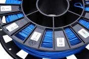 Нить для 3D-принтера FLEX пластик REC 2.85 мм синий