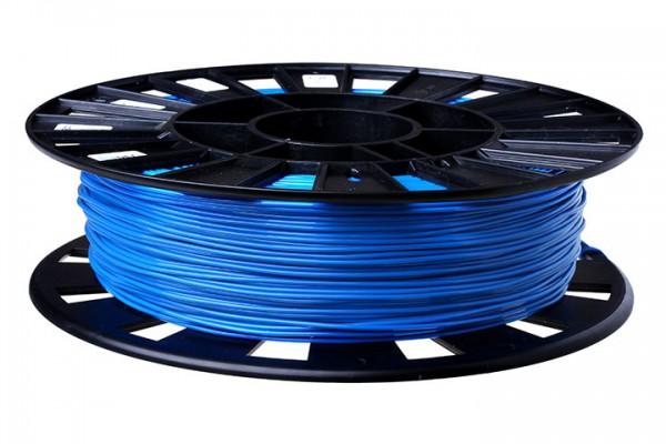 Изображение нить для 3D-принтера FLEX пластик REC 2.85 мм синий