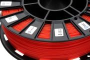 Нить для 3D-принтера PLA пластик REC 1.75 мм красный