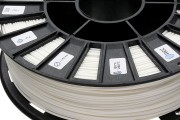 Нить для 3D-принтера PLA пластик REC 2.85 мм белый