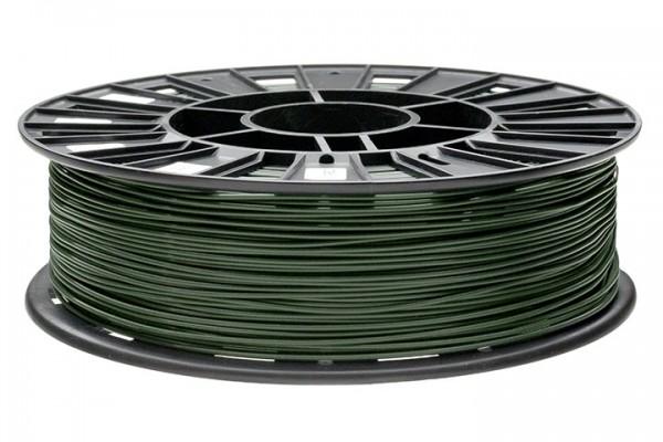 Фотография нить для 3D-принтера PLA пластик REC 2.85 мм хаки