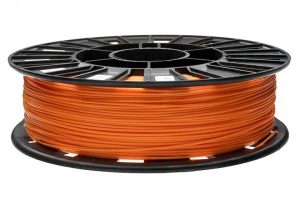 Изображение нить для 3D-принтера PLA пластик REC 2.85 мм оранжевый