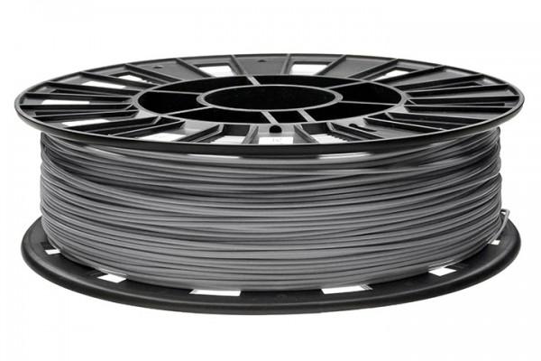 Фото нить для 3D-принтера PLA пластик REC 2.85 мм серый