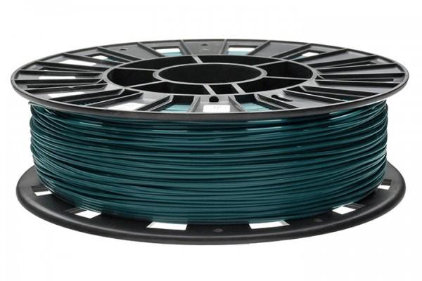 Изображение нить для 3D-принтера PLA пластик REC 2.85 мм тёмно-зелёный