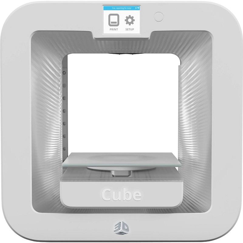 Фотография персонального 3D-принтера 3DSystem Cube 1