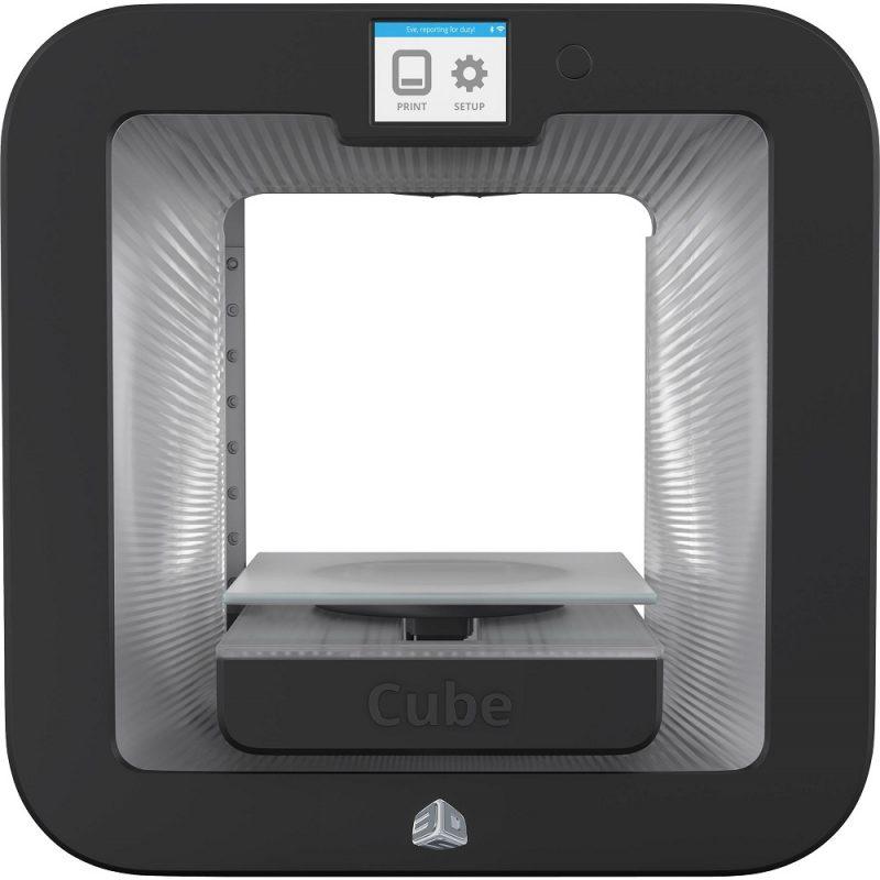 Фотография персонального 3D-принтера 3DSystem Cube 5
