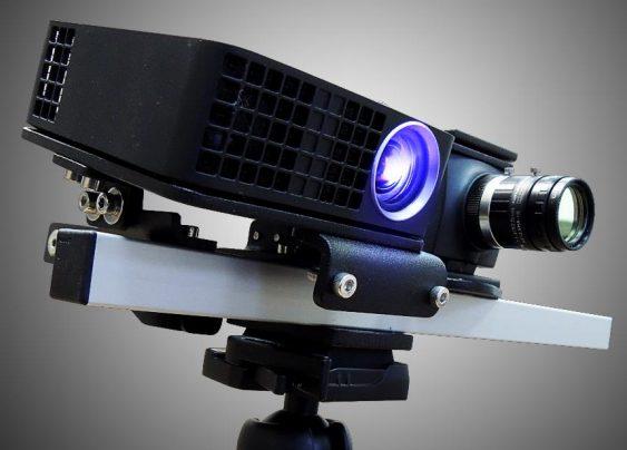 Фото 3D сканера VolumeTechnologies Atom 1