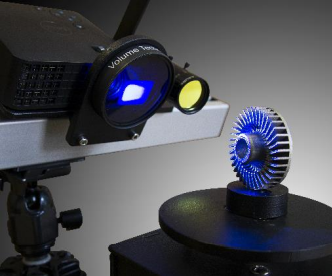Фото 3D сканера VolumeTechnologies Atom 2
