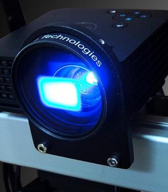 Фото 3D сканера VolumeTechnologies Atom 3