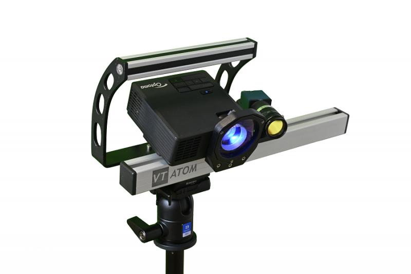 Фото 3D сканер VolumeTechnologies Atom 10