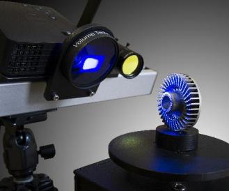 Фото 3D сканера VolumeTechnologies MINI 2