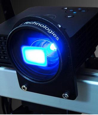 Фото 3D сканера VolumeTechnologies MINI 3