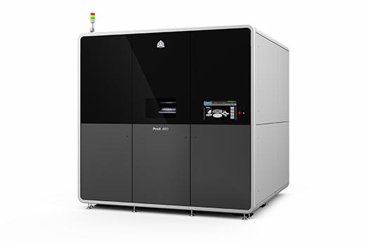Фотография 3D принтера ProX 400 (1)