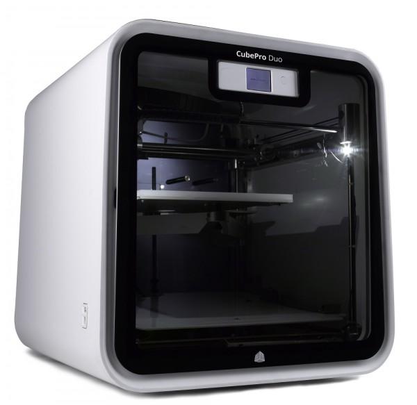 Фото 3D принтера 3DSystem Cube Pro Trio (1)