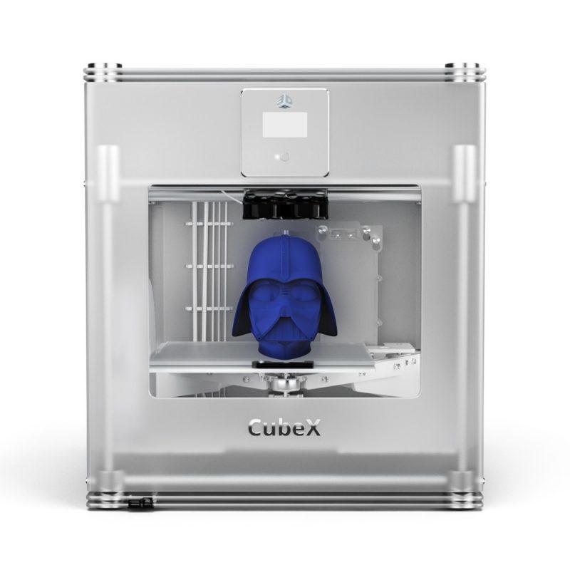 Фото 3D принтера 3DSystem CubeX Duo (2)