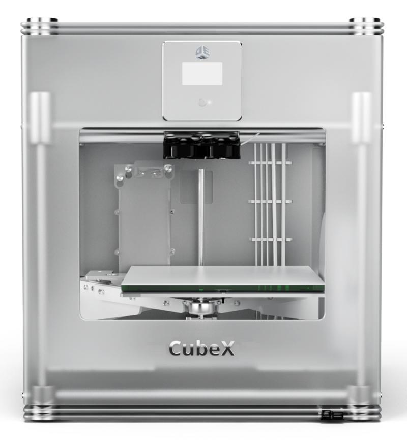 Фото 3D принтера 3DSystem CubeX Duo (3)