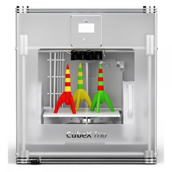 Фото 3D принтера 3DSystem CubeX Trio (1)
